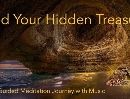 Find Your Hidden Treasure – a Guided Meditation Journey with Music