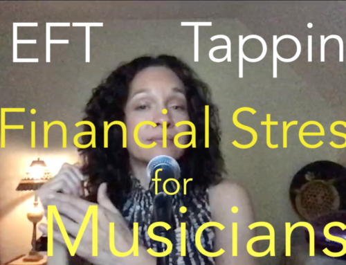 EFT Tapping for Financial Stress for Musicians